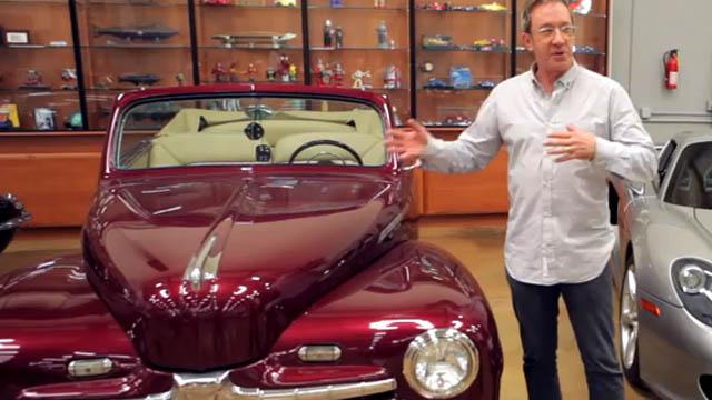 Tim Allen S Weird Car Collection Carshowcrazy Com